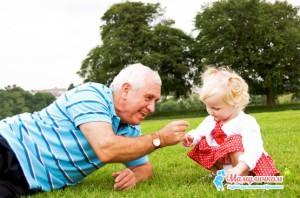 Стихи про дедушку от внучки фото