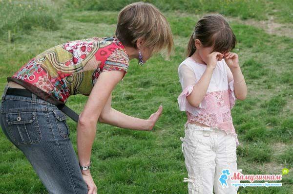 Видео наказание непослушных девушек весьма
