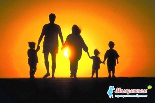 Стихи про семью - otmetim.info