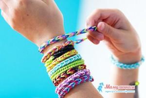 Детские резинки для браслетов содержат фталаты фото