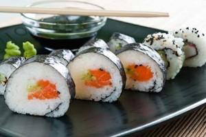 Какие суши можно есть, а какие нельзя картинка