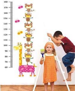 Как определить будущий рост ребенка фото