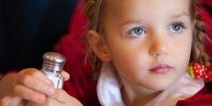 Соль зашкаливает в детском питании фото