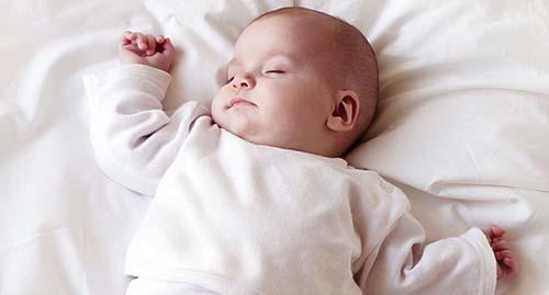 Сколько должен спать новорожденный ребенок фото